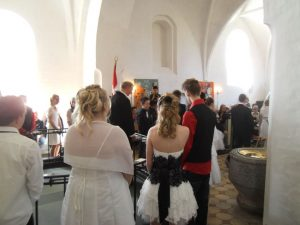 konfirmation i Øster Egesborg kirke