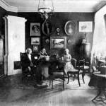 Hans Peder Coster Dorph og familie
