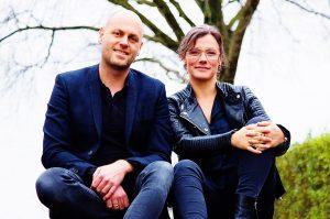 HeidiBisgaard og JakobGunnertoft